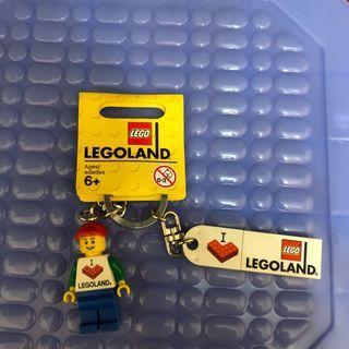 Lego Keychain 人仔 legoland