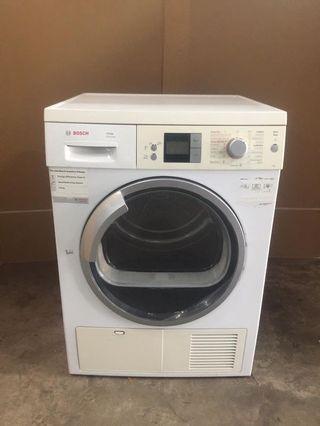 Bosch Dryer 8kg $250