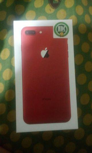 iPhone 8 Plus Red Edition