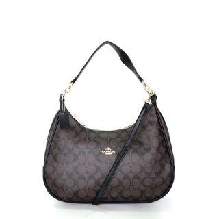 Coach Harley Hobo in Signature