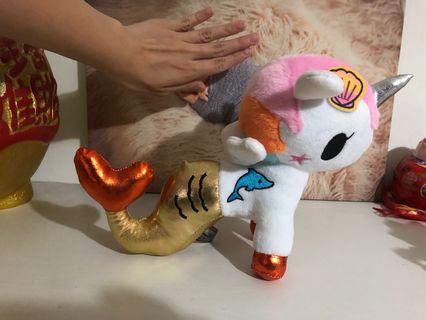 BMWT Authentic Tokidoki Soft Toy (FOC MAILING)