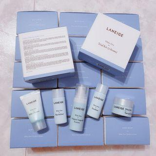 LANEIGE White Dew Trial Kit (5 Items)