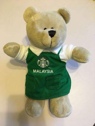 Starbucks bear Malaysia