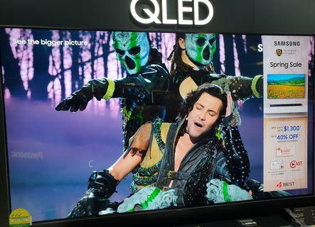 Samsung Brand New High End 65 inches n 75 inches Q9FNA series!!! Clearance TV Sale!!!