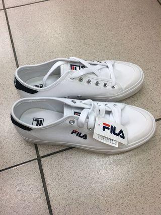 全新fila 帆布鞋
