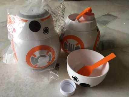 Star Wars Cereal container