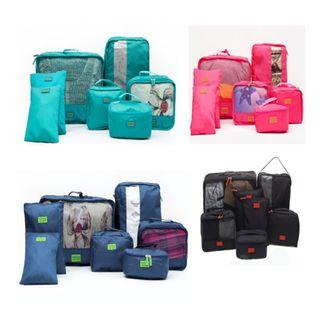 Travel Luggage Organizer Pouch