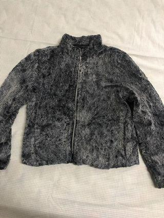 Winter Black Fur Jacket