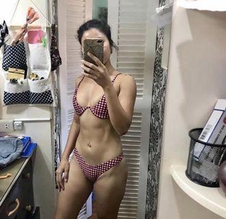 2 piece bikini
