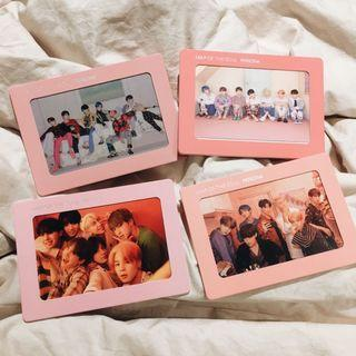 bts persona pre-order gifts frames