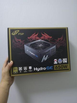 Fsp Hydro Ge 650w 80+Gold