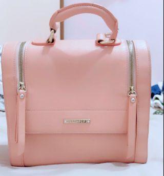 Donnafifi 粉色小包
