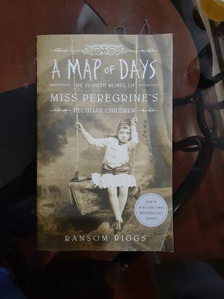 A Map of Days (4th book of Ms Peregrine)