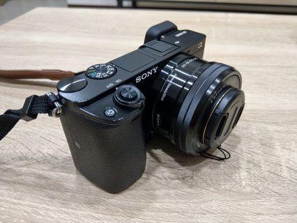 Sony a6000 單機身 公司貨 過保 9.5成新 無傷 黑色