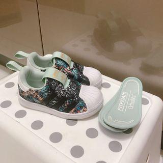愛迪達 adidas 小童 蒂芬妮花卉 14 二手