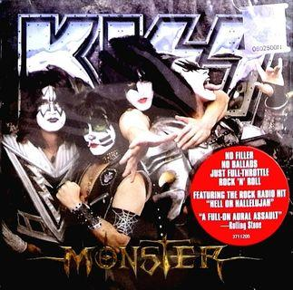 arthcd KISS Monster CD (Brand New Sealed)