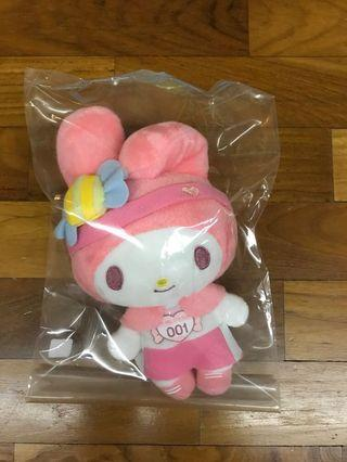 My Melody Run Limited Edition Plush Toy