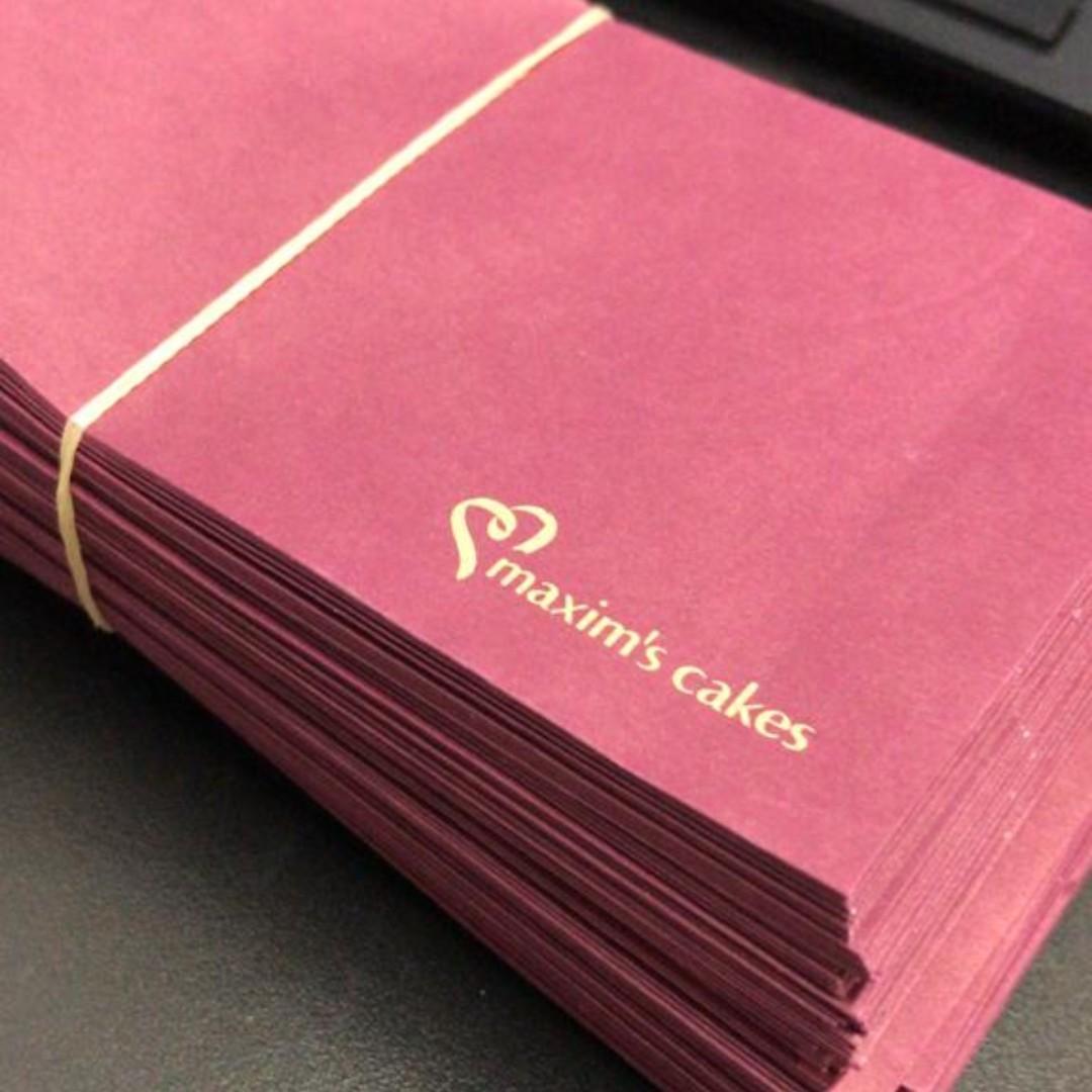 37.5 - $38元  東海堂 西餅卷 (有封套) - 結婚送禮抽獎