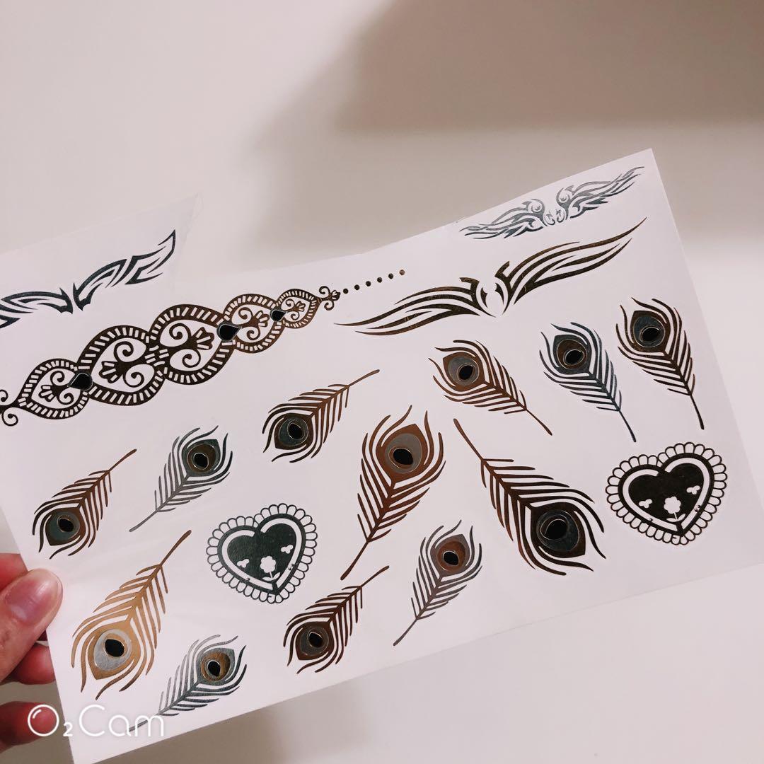 刺青紋身貼紙