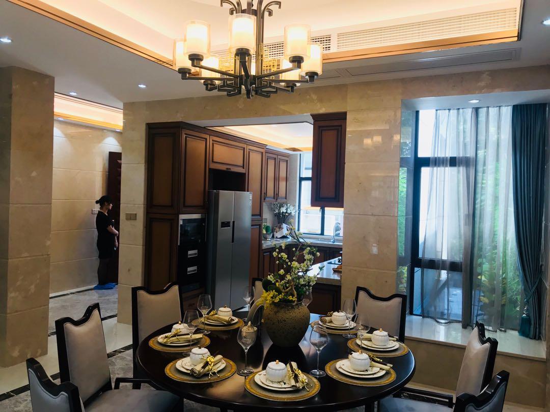 🙈 洋房價格買別墅  筍到不得了 🔥使用率高達200%😱 👪戶型:220—328㎡ 觀景美墅