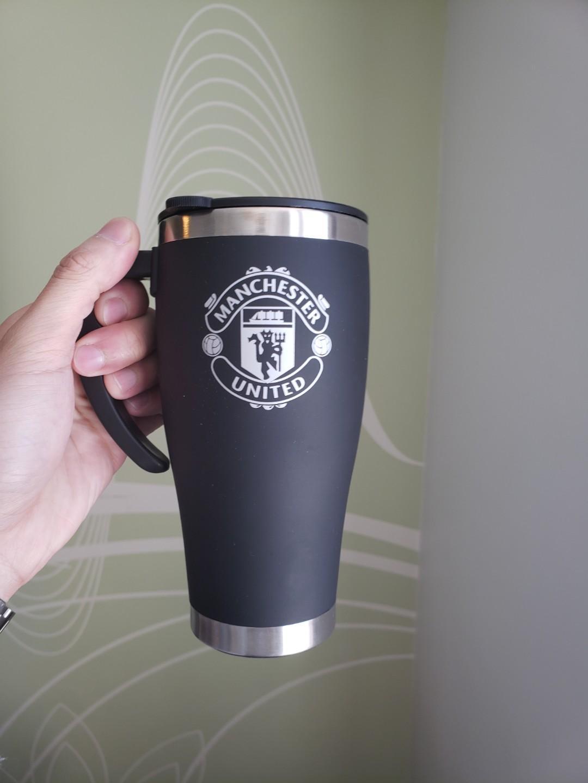 曼聯 Manchester uUnited保溫杯 (有單)