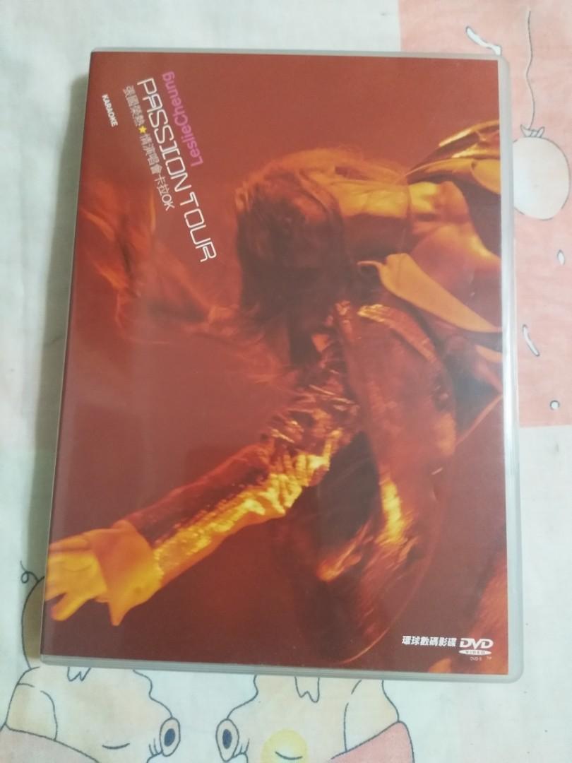 張國榮 熱情演唱會卡拉OK 2 DVD