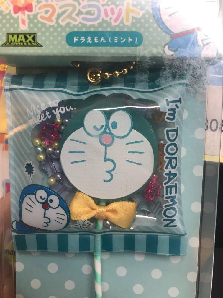 (購自日本)多啦A夢 Doraemon 掛飾