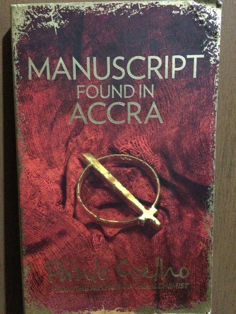 A Manuscript Found in Accra