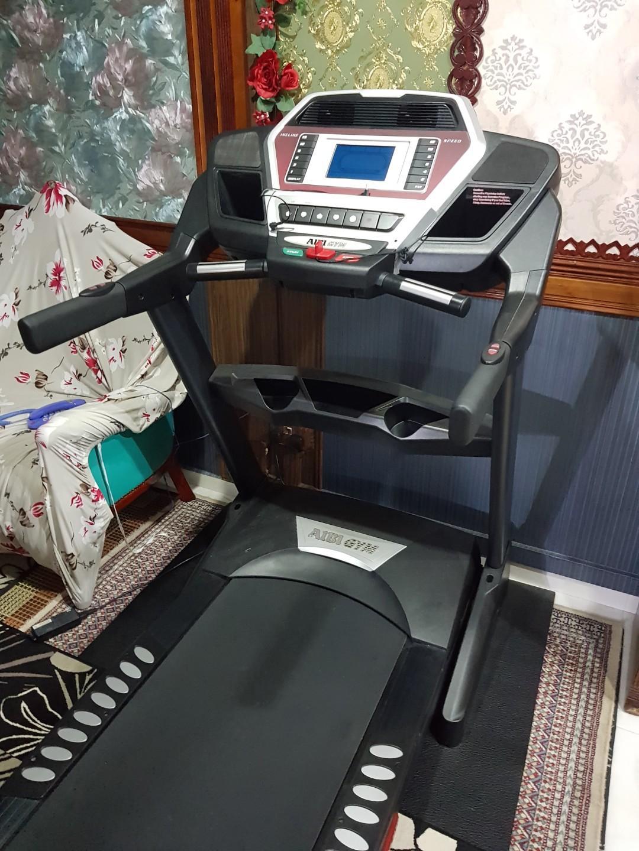 Aibi Heavy Duty Foldable Treadmill