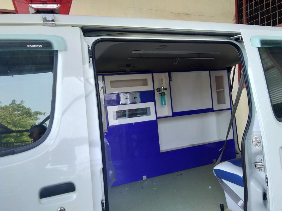 Ambulance Jenazah daihatsu