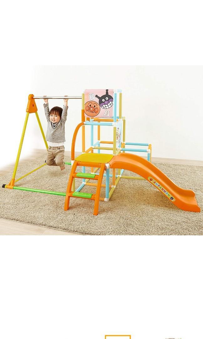 Anpanman Climb Slide n Swing
