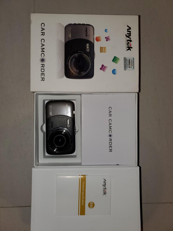 Anytek B50 full HD carcam 行車紀錄儀 / 車cam