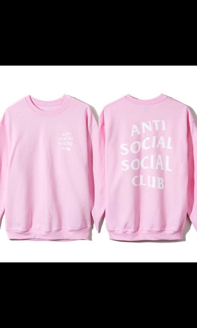 Assc ( anti social social club ) original 100%