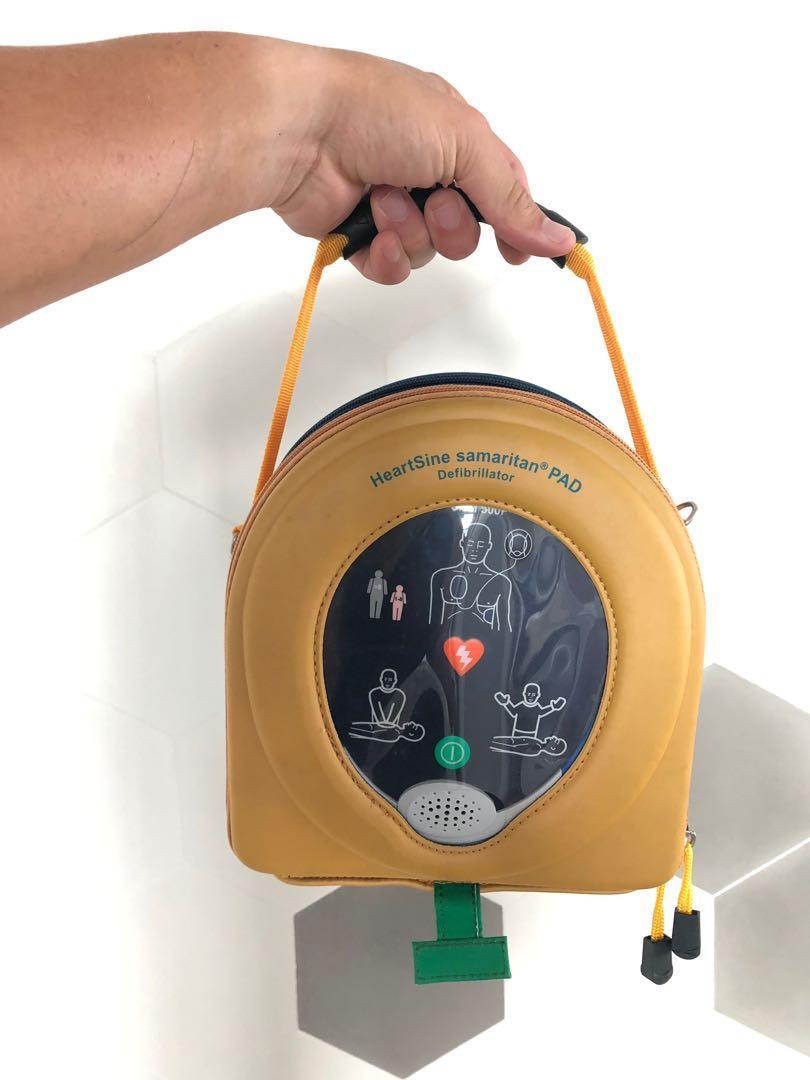 Automated External Defibrillators 500P