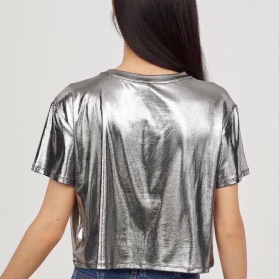 Baju H&M Crop Top