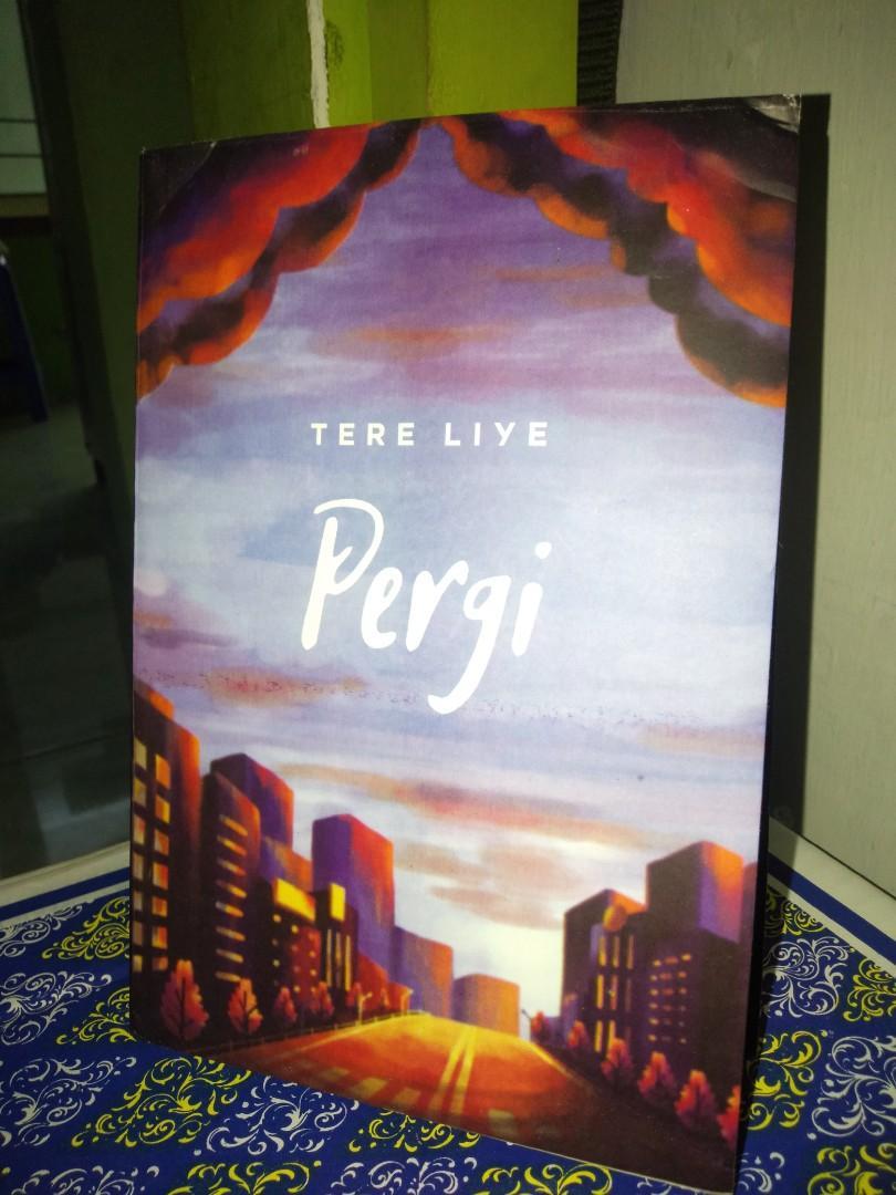 #BAPAU Novel Tere Liye Pergi