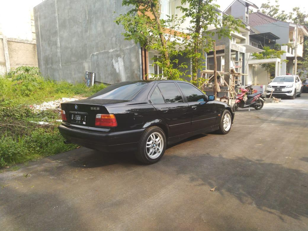 BMW 323i E36 1996 Matic
