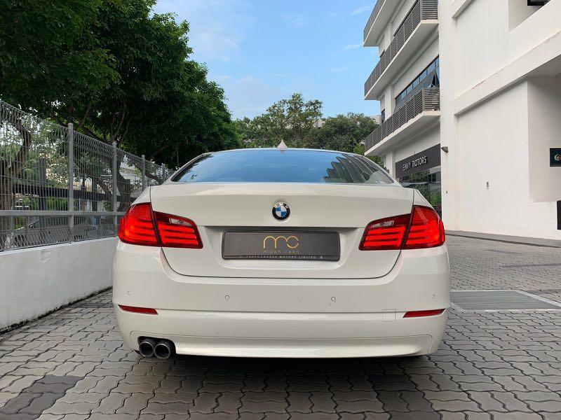 BMW 523i Highline Auto