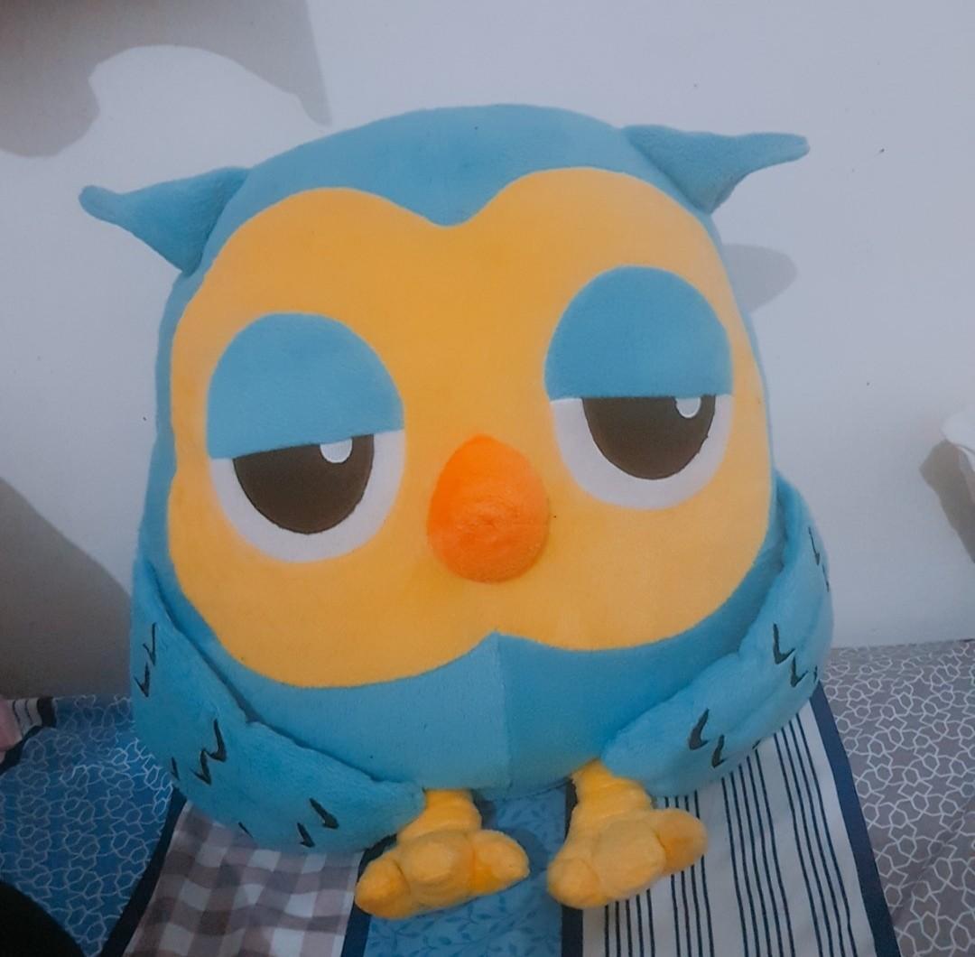 Boneka Owl Roumang The Heirs