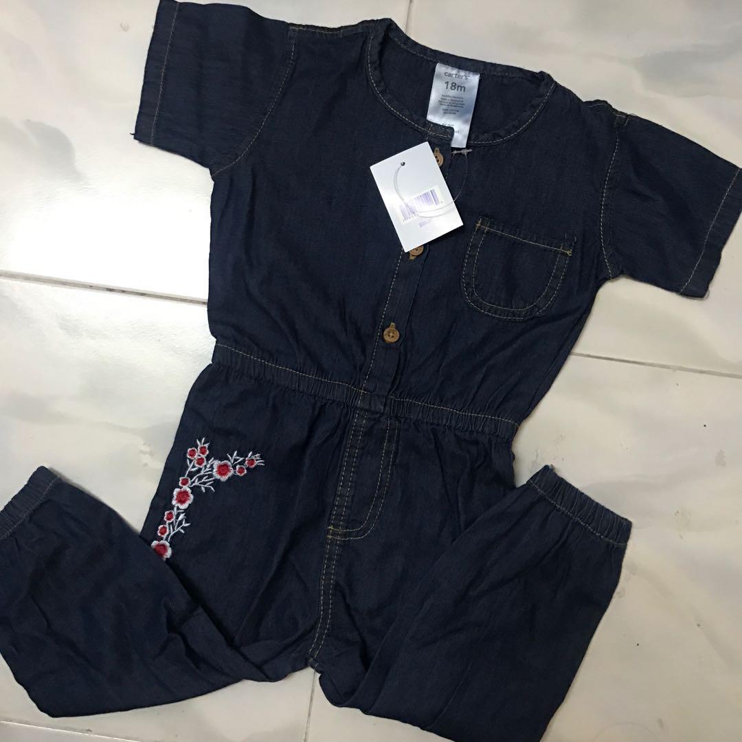 carters jumpsuits