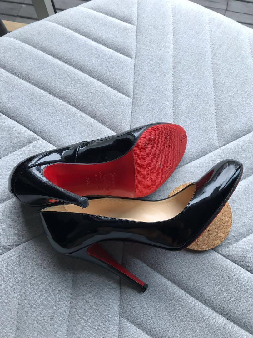 new product 71703 8adc8 Christian Louboutin Simple Pump 85mm, Women's Fashion, Shoes ...
