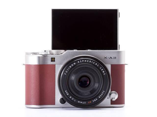 Cicilan Kamera Fujifilm X-A3! Proses 3 Menit! Tanpa CC!