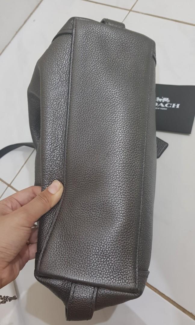 Coach Bag eddie size 25 Plaza Indonesia
