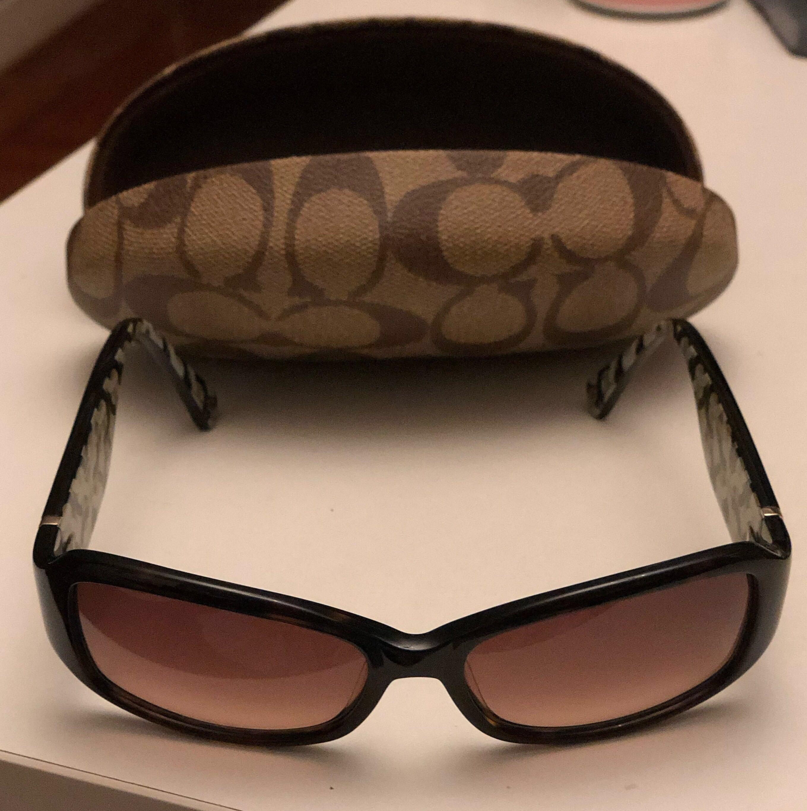 Coach Sunglasses (Coach 太陽眼鏡)