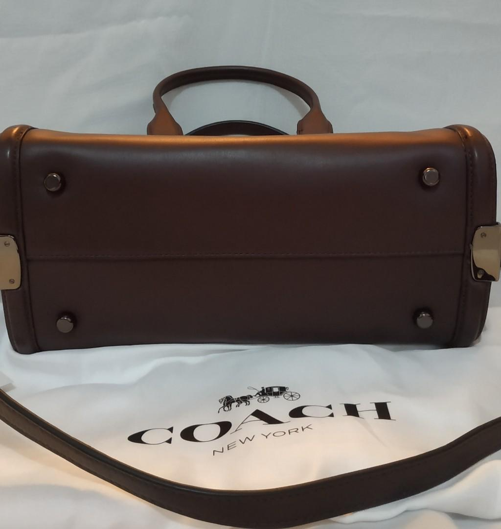 SALEEE!!! Coach Swagger 27 Oxblood ORI