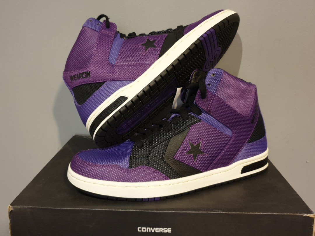 most popular cheap price cheap for sale Converse Weapon Mid Sneakers Street Fashion Footwear