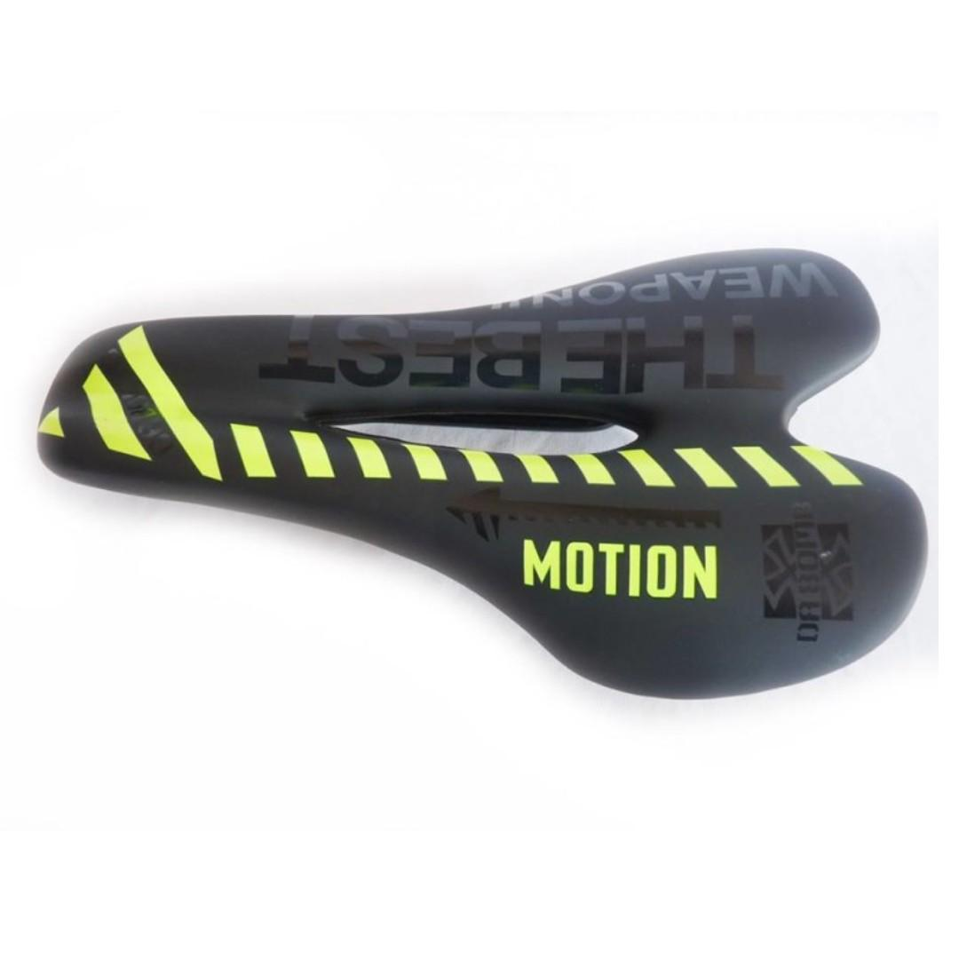💯🆕DaBomb New Shorter Saddle Motion for XC/DH/Road use