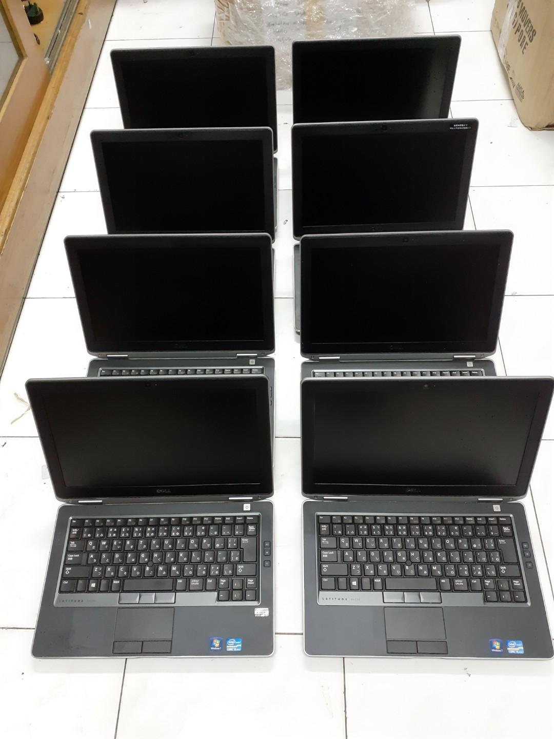 Dell latitude e6330 ci5 gen3 4gb hdd320gb 13inch