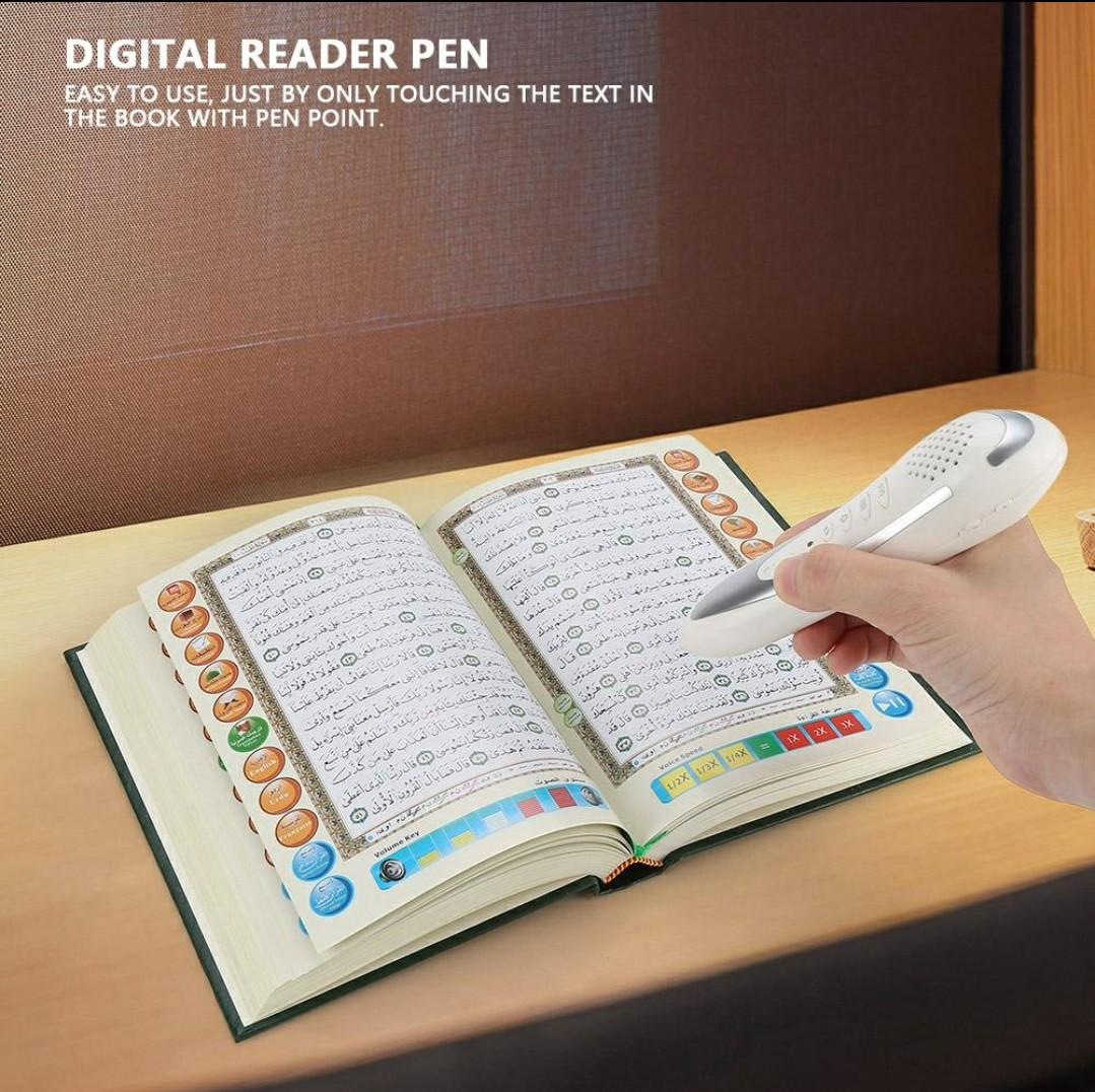 Digital Quran Pen Reader Islamic Muslim Prayer Quran