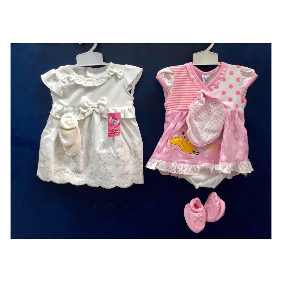 Dress Baby NEW 2pcs